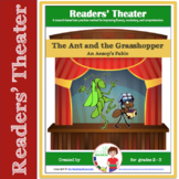 Readers Theater Script: Ant and Grasshopper Aesop's Fable