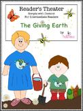 Reader's Theater Script: Earth Day, Organic Garden, Pollin