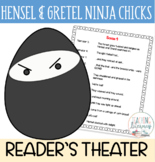 Readers' Theater Script & MORE! - Hensel & Gretel, Ninja C