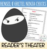 Readers' Theater Script & MORE! - Hensel & Gretel, Ninja C
