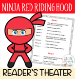Readers' Theater Script & MORE! - Ninja Red Riding Hood -