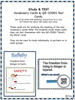 Reader's Theater Script, Lab Safety Rules, Scientific Method Booklet, Activities