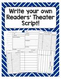 Readers' Theater Script Templates
