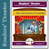 Readers' Theater Script:  The Adventures of Aladdin by the Brothers Grimm