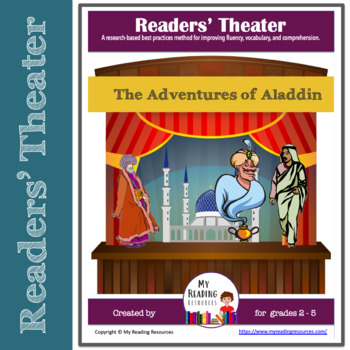Aladdin Activities & Worksheets | Teachers Pay Teachers
