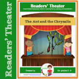 Readers Theater Script: The Ant and the Chrysalis, An Aesop's Fable