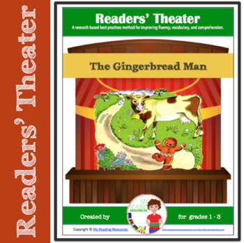 Readers' Theater Script: The Gingerbread Man