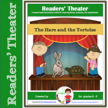 Readers Theater Script:  The Hare and the Tortoise, An  Ae