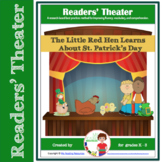 Readers Theater Script: The Little Red Hen Learns About St
