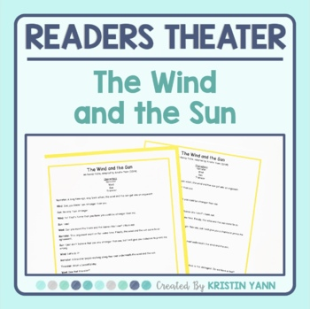 Readers Theater Script - The Wind and the Sun