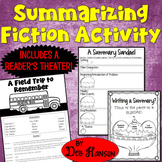 Readers' Theater Script and Summarizing Activity: A Field Trip to Remember