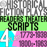 Readers Theater Scripts: Historical Fiction Plays