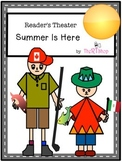 """""""Summer Is Here"""" Reader's Theater Script for Intermediate Readers"""