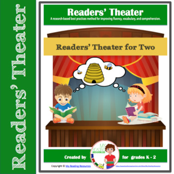 Paired Reading: Readers' Theater Scripts for Two