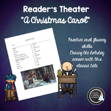 Readers' Theater - Scrooge (A Christmas Carol)