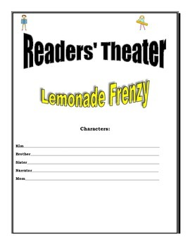 Readers' Theater - Set of 6 Scripts, 53 Pages!