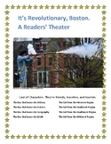 Readers Theater Set of Plays - History, Geography, US Regions Themes