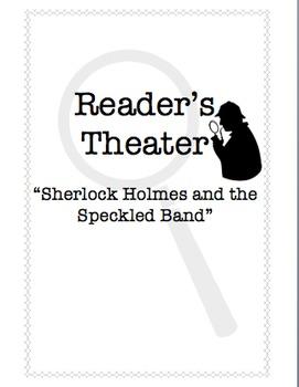 Reader's Theater: Sherlock Holmes