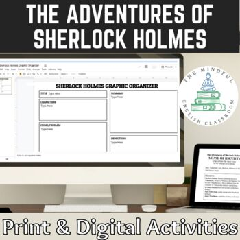 "Sherlock Holmes ""The Red-Headed League"" - One-Act Play - Readers Theater"