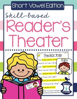 Reader's Theater - Short Vowels