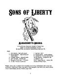 Reader's Theater Play - Sons of Liberty: Massachusetts Original