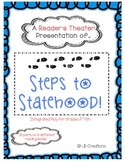 Reader's Theater: Steps to Statehood (leveled play for 3rd, 4th, 5th grade)