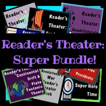 Reader's Theater Super Bundle!