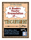 Reader's Theater: Tecumseh and The Battle of Fallen Timbers (3rd, 4th, 5th)