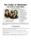 Reader's Theater Play - The Corps of Discovery: The Lewis & Clark Tale
