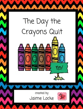 Readers' Theater: The Day the Crayons Quit