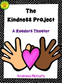 Readers Theater: The Kindness Project (Editable and PDF)