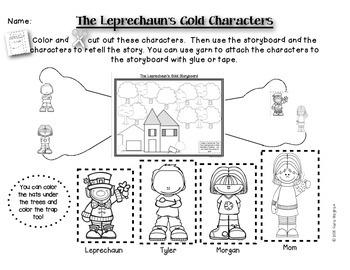 Readers Theater - The Leprechaun's Gold {K/1}