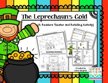 Readers Theater - The Leprechaun's Gold {K/1}