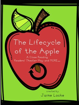 Readers' Theater: The Life Cycle of the Apple