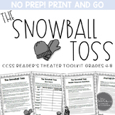 Reader's Theater: The Snowball Toss Reading Literature Too