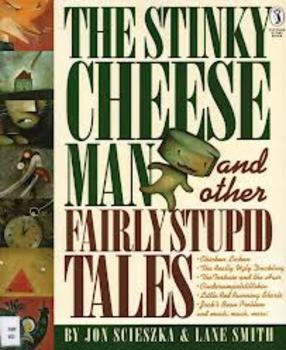Readers' Theater: The Stinky Cheese Man