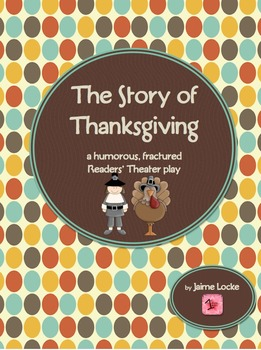 Readers' Theater: The Story of Thanksgiving