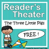 "Readers Theater ""The Three Little Pigs"""