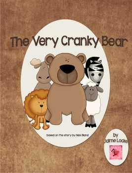 Readers' Theater: The Very Cranky Bear