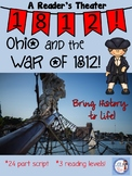 Reader's Theater: Ohio and the War of 1812 (intermediate level with 24 parts!)