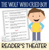 Readers' Theater - The Wolf Who Cried Boy - Funny Story! -