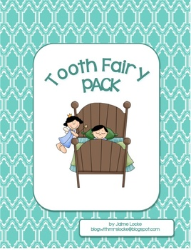 Readers' Theater: Toothfairy PACK