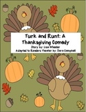 Reader's Theater Turk and Runt: A Thanksgiving Comedy