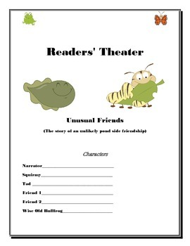 Readers Theater - Unusual Friends
