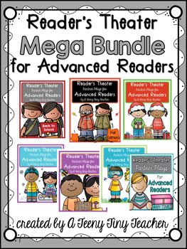 Reader's Theater for Advanced Readers Mega Bundle