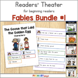 Fables Readers' Theater Scripts for First Grade