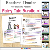 Fairy Tales Readers' Theater Scripts for First and Second Grade