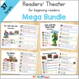 Readers' Theater Scripts for First Grade and Kindergarten