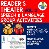Reader's Theater for Speech & Language Groups: Volume 2
