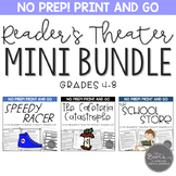 Reader's Theater CCSS Mini-BUNDLE for Grades 4-8